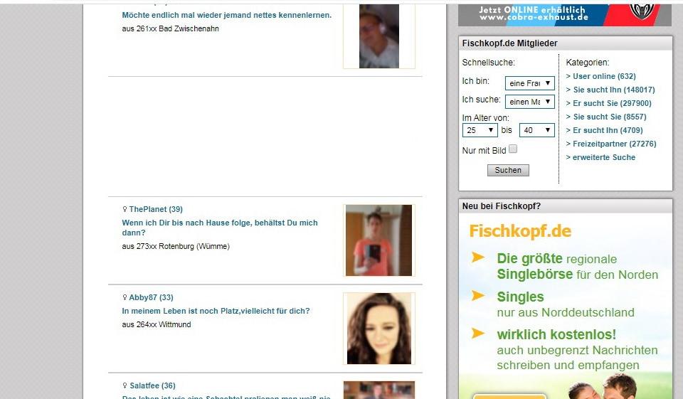 dating portal norddeutschland singles wedel